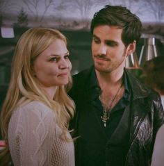 Sometimes I feel like I am Emma Swan because I always want to be with Hook and kiss him. Who knew I'd fall in love with a sexy pirate