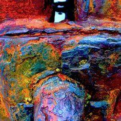 sea rust - Google Search