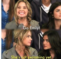 PLL is about to come on!who gonna watch! We can chat during the show Caleb Pretty Little Liars, Preety Little Liars, Pretty Little Liars Quotes, Pll Quotes, Tv Show Quotes, Funny Quotes, Pll Memes, Netflix Quotes, Hanna Marin Quotes