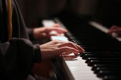Imagen de piano, music, and photography