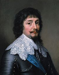 Frederick V, Elector Palatine, c1630. He was Charles I's brother-in-law.