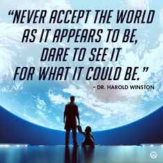 """""""Never accept the world..."""" -Dr. Harold Winston (Overwatch) [960x960]"""