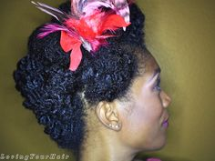 For the Fabulous and Frugal: Holiday Hair Styles!