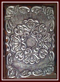 ESTÚDIO MIRIAN KELLER - Um jeito todo especial de fazer arte no metal ... (Metaloplastia): 29 - CAIXA ROWLETT