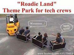 Roadie Land