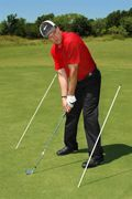 Golf Swing Drills | Become a Better Golf by Using these Golf Drills from Tour Sticks http://www.caddybuzz.com
