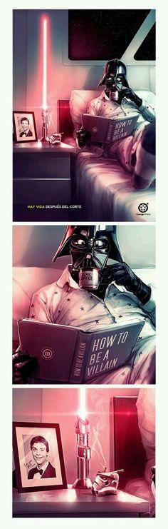 Garage Films illustration on Behance lust. - Garage Films illustration on Behance lustig ilustration - Star Wars Film, Nave Star Wars, Star Wars Fan Art, Star Wars Poster, Star Trek, Art Internet, Anakin Vader, Darth Vader And Son, Darth Maul