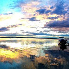 Higgins Lake, Michigan
