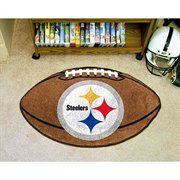 Steelers Rug in the Den!!!!!!