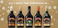 baileys christmas - Google Search Christmas Turkey, Baileys Irish Cream, Cocktails, Drinks, Champagne, Bottle, Wordpress, Dairy, Drinking