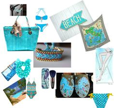 Mers du sud, created by sophie-panthere on Polyvore