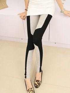 Splice Colorblock Leggings