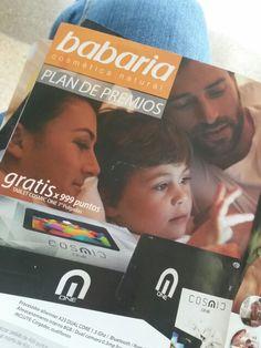 Gana espectaculares premios  vendiendo BABARIA por catalogo. COLOMBIA