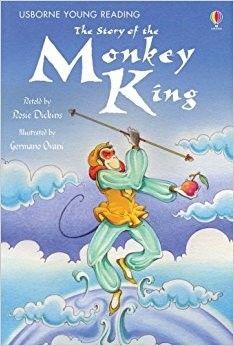 The Monkey King • English Wooks
