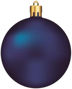 CHRISTMAS BLUE ORNAMENT CLIP ART | CLIP ART - CHRISTMAS 1 ...
