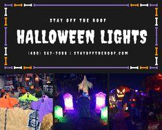Halloween Lighting, Halloween Decorations, Light Installation, Halloween Design, Design Consultant, Hallows Eve, Free Design, The Neighbourhood, October
