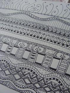 Rachel Loewens... live a creative life: In my sketchbook