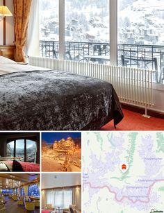 Cet hôtel riche en traditions est superbement situé sur les hauteurs ensoleillées, dans le centre-ville de Zermatt. Il offre non seulement une vue sur la ville, mais aussi un panorama inoubliable sur le paysage alpin et le célèbre Matterhorn. L'hôtel possède une navette desservant la gare de Zermatt (700 m), et de nombreux sites touristiques et magasins ne sont qu'à quelques mètres. La station de train de la vallée Sunnegga-Rothorn est pour les skieurs et les amoureux de montagne un bon…