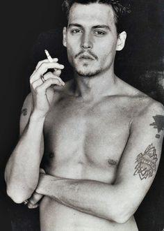 Johnny Depp, 1995. °