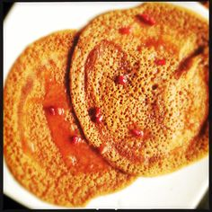Eliappe, Sweet and Delicious Pikelet-like Dosa