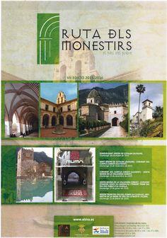 La Ruta de los Monasterios, estos lugares son dignos de visitar por su historia y belleza.