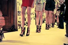 A useful guide on how to survive all those fashion events happening in September... Check out our blog for more...
