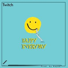 Ghanaian sensational act, Twitch is out with his latest banger titled 'Happy Everyday' and it has been making great moves already. The artist promised his fans to release the banger and pe Music Download, News Songs, Happy, Theater, Check, Theatres, Ser Feliz, Teatro, Drama Theater