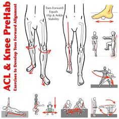 Looking for effective ACL and Knee PreHab? This exercise sequence can help! For detailed instructions, follow the link to Facebook: https://www.facebook.com/Michael.Rosengart.CSCS/posts/852409238159395 #prehab #ACLprehab #kneeprehab #preparertoperform #buildingathletes