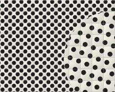 'Lots of Pop Dots' by Hemingway Design - Ceramic Tiles | Shop now on surfaceview.co.uk #kitchen #home