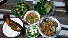 Thai food set by me