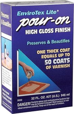 """Live Gorgeously: Painted """"Granite"""" Countertops Tutorial - this finish coat is supposed to be the key to a smooth finish"""