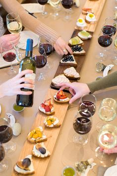 How to Throw an At-Home Wine Tasting Party! | www.amynicolephoto.com | Amy Cherry                                                                                                                                                      More