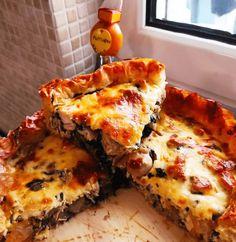 Greek Recipes, Lasagna, Quiche, Tart, Pizza, Cheese, Cooking, Breakfast, Ethnic Recipes