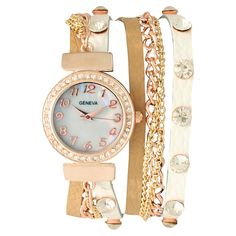 Bangle-inspired Watch in Neutral
