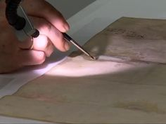 Magna Carta Conservation Treatment