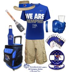 Memphis Tigers Tailgater! #tailgate #grill