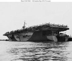 USS Gambier Bay (CVE 73)
