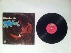 Jimi Hendrix - 16 Greatest Hits_Vinyl Record LP_Trip_Jim Morrison_(TOP 16 22) Classic Rock Albums, Jim Morrison, Jimi Hendrix, Greatest Hits, Vinyl Records, Lp