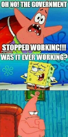 Gotta love Spongebob!
