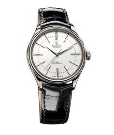 La montre Cellini Time de Rolex http://www.vogue.fr/vogue-hommes/montres/diaporama/horlogerie-montres-homme-bale-baselworld-2014/18294/image/992929