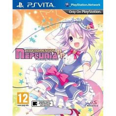 Hyperdimension Neptunia PP - Producing Perfection [Sony PS Vita]
