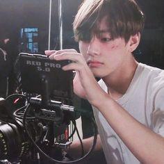 V Taehyung, Bts Jungkook, Vhope Fanart, About Bts, Daegu, Bts Boys, K Idols, Taekook, Photo Sessions