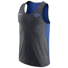 Men's Nike Kentucky Wildcats Dri-FIT Touch Tank Top, Size: Medium, Multicolor