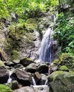 Waterfall #colombia #sapzurro #pretty #cascada #LaDiana #water Colombia Travel, Travel And Tourism, Waterfall, Instagram, Pretty, Outdoor, Bonito, Beach, Outdoors