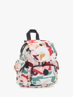 Buy Kipling Multi Print City Pack Mini Backpack from the Next UK online shop Kipling Backpack, Kipling Bags, Music Backpack, Tie Dye Bags, Mini Mochila, Buy Music, Cool Backpacks, Designer Backpacks, Cute Bags