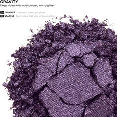 Fard à paupières Gravity