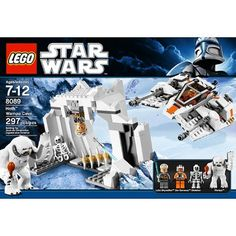 Lego Star Wars - Hoth Wampa Set, Multicolor