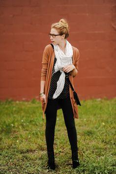 awesome sick day street style photo form sidewalkready fashion blog