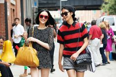 AYUMI: NYFW Street Style-Day1