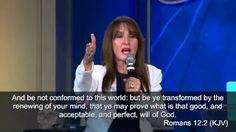 Grace Gleanings seeks to inspire, encourage and empower people all over the world to get into God's Word. We believe God's Word is powerful, effective and re. Be Ye Transformed, Caroline Leaf, Romans 12 2, Ministry, Worship, Depression, Prayers, Mindfulness, Peace